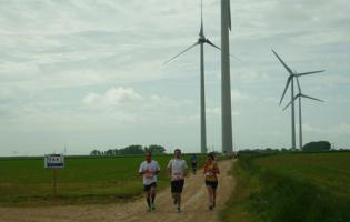 Foulée des éoliennes 2014